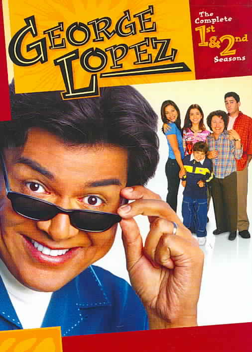 GEORGE LOPEZ:FIRST & SECOND SEASONS BY GEORGE LOPEZ (DVD)