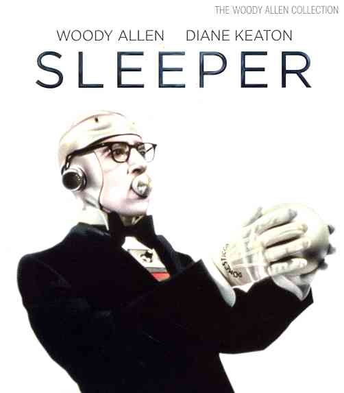 SLEEPER BY ALLEN,WOODY (Blu-Ray)